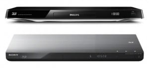 4k Blu-Ray Player Sony BDP-S790 und Philips BDP7700