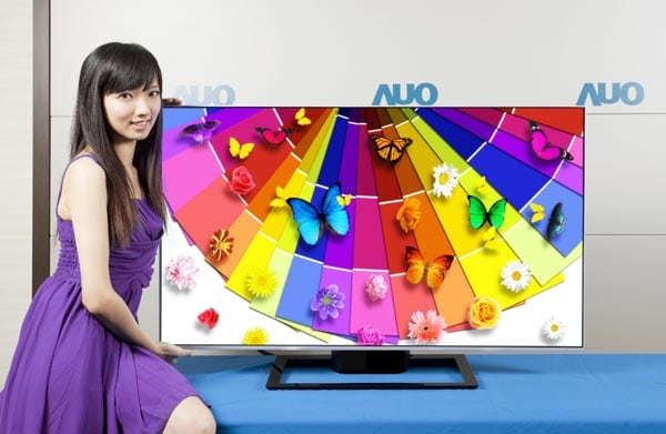 AUO 4K TV