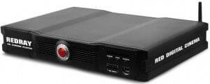 Redray Ultra HD Videplayer von vorne