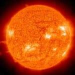 4K Material Sonne