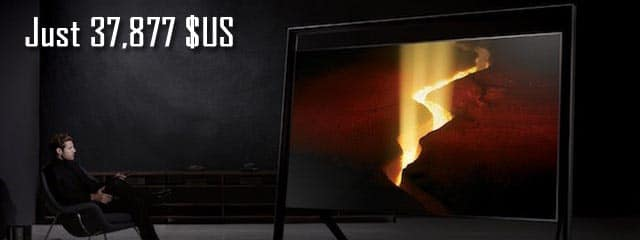 Samsung 84 Zoll 4K Fernseher