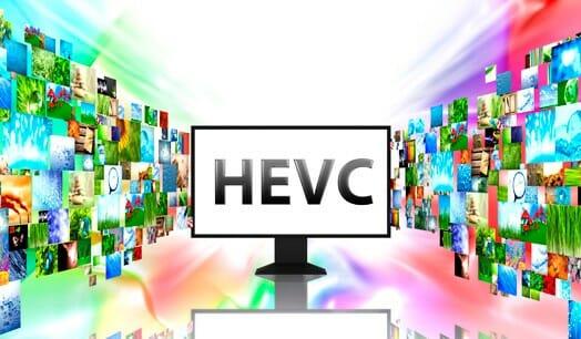 H.265 HEVC Video-Codec