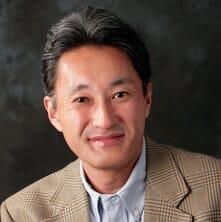 Kazuo Hirai CEO Sony