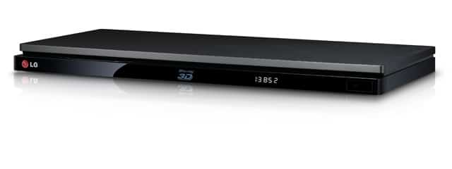 LG Blu ray Player BP730