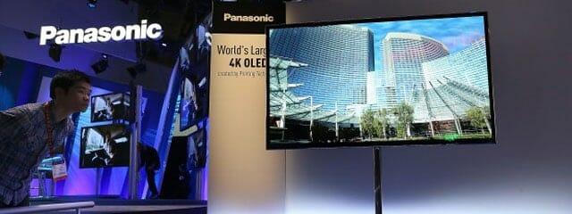 Panasonic 4K OLED