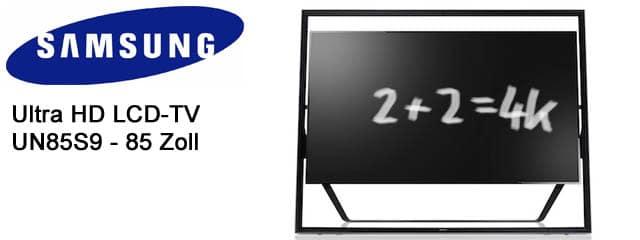 Samsung 4K un85s9