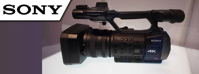 sony 4k kamera