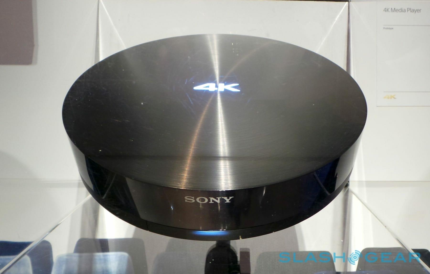 Ultra HD Media Center Sony