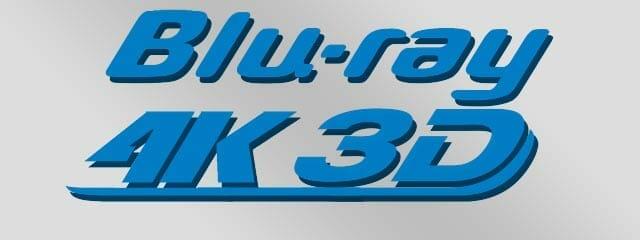 Ultra HD Bluray