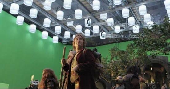 Der Hobbit visuelle Effekte