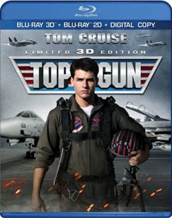 Top Gun Limitierte 3D Edition