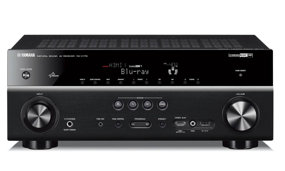 Yamaha rx a3000 aventage av receiver video review car for Yamaha aventage rx a3000