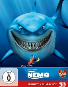 Findet Nemo 3D Blu Ray