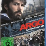 Argo Extended Cut Blu Ray