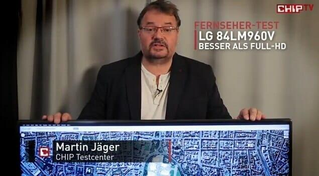 Chip Test LG 84LM960V