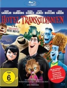 Hotel Translivanien Blu Ray