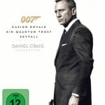 James Bond 007 - Casino Royale / Ein Quantum Trost / Skyfall (3 Blu Ray)
