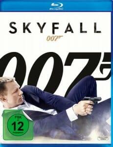 James Bond 007 Skyfall Blu Ray