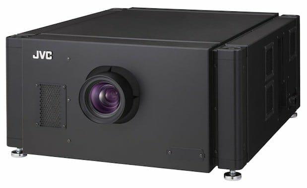8K Projektor von JVC