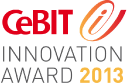 Logo Cebit Innovation Award