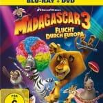 Madagascar 3 Blu Ray