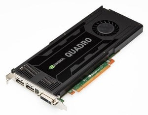 Nvidia Quadro K4000ct