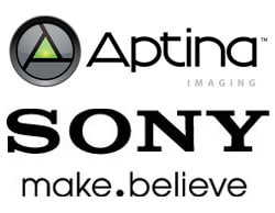 Partnerschaft Sony Aptina