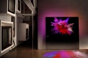 Philips Designline Fernseher
