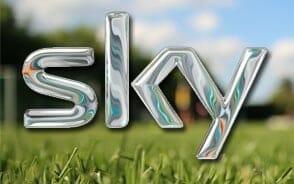 Ultra HD Sky Logo