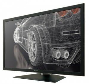 Sharp PN-K321 4K Monitor