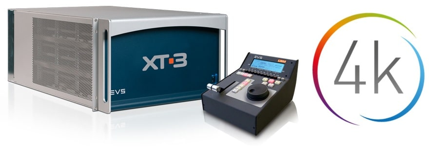 XT3-LSM-4K-HR Slowmotion 4K Replay System