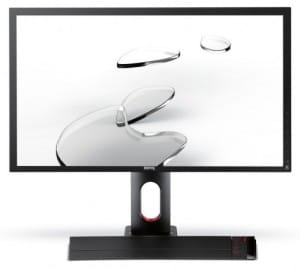 High Performance Gaming Monitore von Benq, Abgebilder der XL2720T