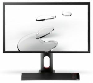 High Performance Gaming Monitore von Benq, Abgebilder der XL2720T