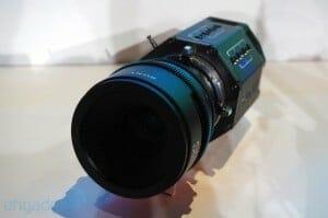 Sony Kamera Prototyp Bild: engadget.com