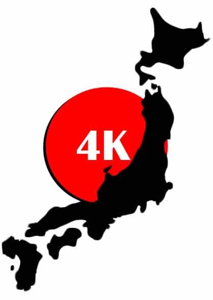 Japan 4K