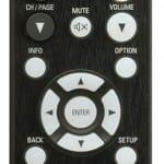 Fernbedienung Denon AVR-X2000