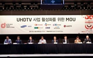LG und Samsung bilden eine Allianz mit den 5 größten Sendeanstalten in Südkorea