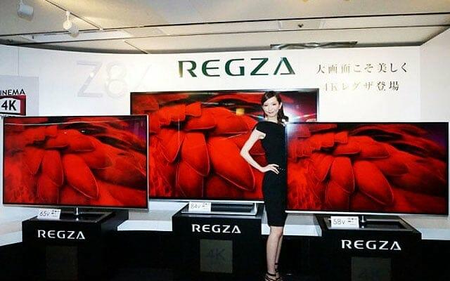 REGZA Z8X 4K Serie | Bild: newlaunches.com