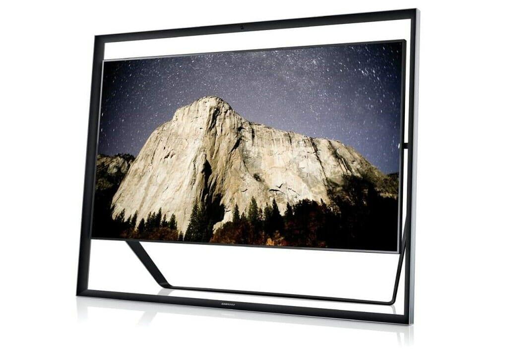 samsung neue 4k fernseher mit 65 und 55 zoll im juni 2013 4k filme. Black Bedroom Furniture Sets. Home Design Ideas