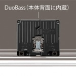 Sharp DuoBass