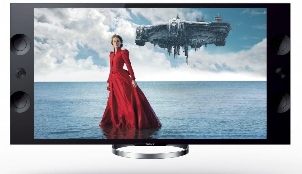Sony X9 4K TV aus 2013