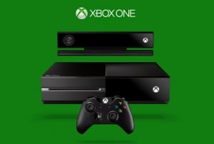 Xbox One Kinect und Controller
