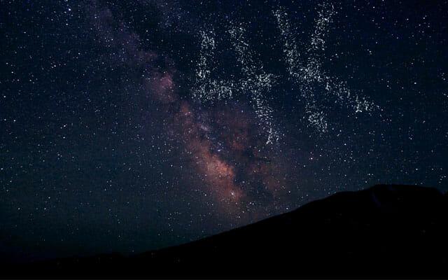 Der Nachthimmel in 4K Auflösung