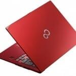 Fujitsu Lifebook UH90 Rückansicht