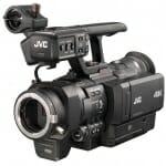 JVC JY-HMQ30 4K Camcorder