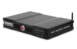 REDRAY 4K Media Player Frontansicht