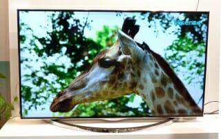 Hisense 50 Zoll 4K TV