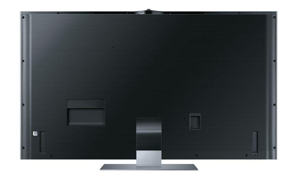 Samsung 55 Zoll 4K TV Rückseite F9090