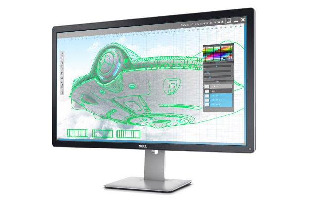 Dell UltraSharp 32 Ultra HD 4K Monitor