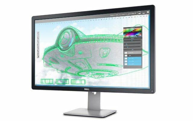 Dell UltraSharp 32 Ultra HD 4K Monitor